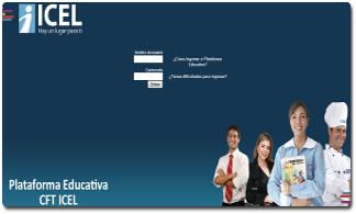 Plataforma Educativa CFT ICEL 2012