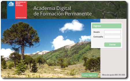 Acedemia e-Learning Ministerio de Medio Ambiente