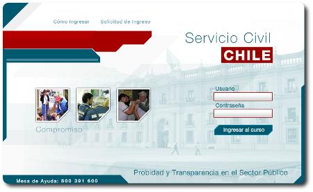 Curso Probidad y Transparencia en el Sector Público
